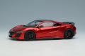 ** 予約商品 ** EIDOLON EM473B Honda NSX(NC1) with Option wheel 2016 Valencia Red Pearl Limited 30pcs