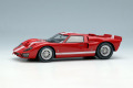 ** 予約商品 ** EIDOLON EM478B Ford GT40 Mk.II Street ver. 1966 Red / White Stripe Limited 100pcs