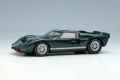 ** 予約商品 ** EIDOLON EM478E Ford GT40 Mk.II Street ver. 1966 Dark Green / Silver Stripe Limited 80pcs