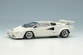 ** 予約商品 ** EIDOLON EM506B Lamborghini Countach LP400S U.S.Modification 1981 White Limited 30pcs