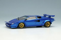 ** 予約商品 ** EIDOLON EM506C Lamborghini Countach LP400S U.S.Modification 1981 Metallic Blue Limited 30pcs