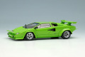 ** 予約商品 ** EIDOLON EM506D Lamborghini Countach LP400S U.S.Modification 1981 Lime Green Limited 30pcs