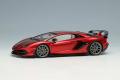 ** 予約商品 ** EIDOLON EM513A Lamborghini Aventador SVJ 2018 (Nireo wheel) Rosso Efesto Limited 100pcs