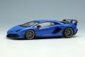 EIDOLON EM513C Lamborghini Aventador SVJ 2018 (Nireo wheel) Blu Le Mans Limited 80pcs