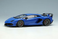 ** 予約商品 ** EIDOLON EM513C Lamborghini Aventador SVJ 2018 (Nireo wheel) Blu Le Mans Limited 80pcs