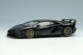 ** 予約商品 ** EIDOLON EM513E Lamborghini Aventador SVJ 2018 (Nireo wheel) Black Limited 50pcs