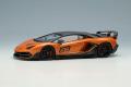 ** 予約商品 ** EIDOLON EM514B Lamborghini Aventador SVJ  63 2018 Arancio Atlas Limited 63pcs