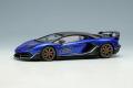 ** 予約商品 ** EIDOLON EM514C Lamborghini Aventador SVJ  63 2018 Blu Nethans Limited 63pcs