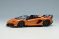 ** 予約商品 ** EIDOLON EM516D Lamborghini Aventador SVJ Roadster (Leirion wheel) Pearl Orange Limited 60pcs