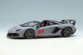 ** 予約商品 ** EIDOLON EM517A Lamborghini Aventador SVJ 63 Roadster 2019 Matt Gray Limited 100pcs