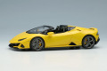 ** 予約商品 ** EIDOLON EM522D Lamborghini Huracan EVO Spider 2019 (AESIR wheel) Pearl Yellow Limited 50pcs