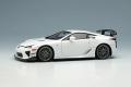 ** 予約商品 ** EIDOLON EM538B Lexus LFA Nurburgring Package 2012 Whitest White