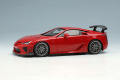** 予約商品 ** EIDOLON EM538C Lexus LFA Nurburgring Package 2012 Red