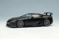 ** 予約商品 ** EIDOLON EM538D Lexus LFA Nurburgring Package 2012 Matt Black