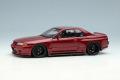 ** 予約商品 ** EIDOLON EM552 Garage Active Skyline GT-R RB30改 Concept Visible Red Carbon