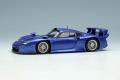 ** 予約商品 ** EIDOLON EM554E Porsche 911GT1 EVO Street version 1997 Metallic Blue Limited 50pcs