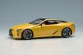 ** 予約商品 ** EIDOLON EM558H Lexus LC500 L Package 2017 Naples Yellow Contrast Layering Limited 30pcs