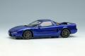 ** 予約商品 ** EIDOLON EM584E Honda NSX type S Zero (NA2) 1997 Monte Carlo Blue Pearl Limited 50pcs