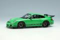 ** 予約商品 ** EIDOLON EM600B Porsche 911(997) GT3 RS 2007 Green / Black Livery