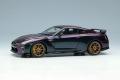 ** 予約商品 ** EIDOLON EM624B Nissan GT-R Premium Edition T-spec 2022 Midnight Purple