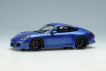 ** 予約商品 ** EIDOLON EM629D Porsche 911(991) Carrera GTS 2014 Sapphire Blue Metallic