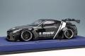 ** 予約商品 ** EIDOLON EML020C 1/18 LB WORKS GT-R Type 1.5 Special Edition 2017 Black /LBWK Stripe Limited 50pcs