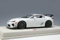 ** 予約商品 ** EIDOLON EML044B 1/18 Lexus LFA Nurburgring Package 2012 Whitest Whtie