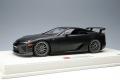 ** 予約商品 ** EIDOLON EML044D 1/18 Lexus LFA Nurburgring Package 2012 Matt Black Limited 70pcs