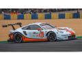 ** 予約商品 ** FEELING43 Porsche 911 RSR 24H Le Mans 2019 Gulf  (Naked ver.)