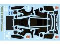 F'artefice Decal FE-0024 1/64 Porsche 911GT1 96Proto type用Decal 【メール便可】