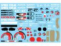 F'artefice デカール FL-0017 1/18 BAR007 ノンタバコデカール【メール便可】