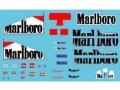 F'artefice デカール FM-0008 1/18 F2005 マルボロデカール MT対応 【メール便可】