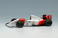 ** 予約商品 ** EIDOLON FE034A McLaren Ford MP4/8 Monaco GP 1993 No.8 A.Senna