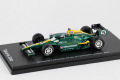 IXO 1/43特注完成品 KV Racing Technology Takuma Sato Rd.16 TWIN RING MOTEGI 2010