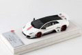 Fuelme Models FM43003LM-O 1/43 Liberty Walk LB WORKS Murcielago Glossy White Limited 20pcs