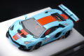 ** 予約商品 ** Fuelme Models FM4307-50LE-JN04 1/43 Liberty Walk LB Works Aventador 50th Limited edition Gulf Oil