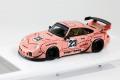 Fuelme Models FM6401 1/64 Porsche 911(993) Rauh-Welt Begriff Sopranos Pink Pig
