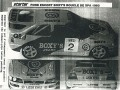 STARTER FOR002 フォード Escort Boxy'S Boucles de SPA 1993