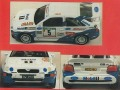 STARTER FOR009 フォード ESCORT Corse et Portugal 1993 winner