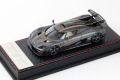 FrontiArt F038-13 1/43 Koenigsegg One 1 Carbon - Orange