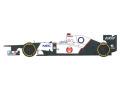 FS MODEL 018 1/20 ザウバー C31 日本GP 2012