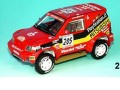 GAFFE 2102 ミツビシ パジェロ T2 J.Kleinschmidt/A.Schulz Daker 2001 winner