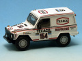 GAFFE 9713 メルセデス 280G TEXACO J.Ickx Paris Dakar 1982