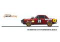 G detail factory 1/24キット Lancia Fulvia 1.6 HF 1970 Safari