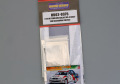 Hobby Design HD02_0375 1/24 Mitsubishi Galant VR-4 Rally Detail-up set for Hasegawa