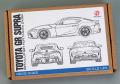 Hobby Design HD02_0402 1/24 Toyota GR Supra Detail up set for Tamiya