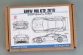 Hobby Design HD02_0419 1/24 BMW M8 Gte 2019 Detail up Set For Nunu