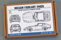 Hobby Design HD02_0426 1/24 Nissan Fairlady 240ZG Detail up Set For Tamiya
