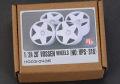 Hobby Design HD03_0436 1/24 20' VOSSEN Wheels (NO:VPS-318)
