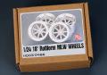 Hobby Design HD03_0466 1/24 18' Rotiform MLW Wheels